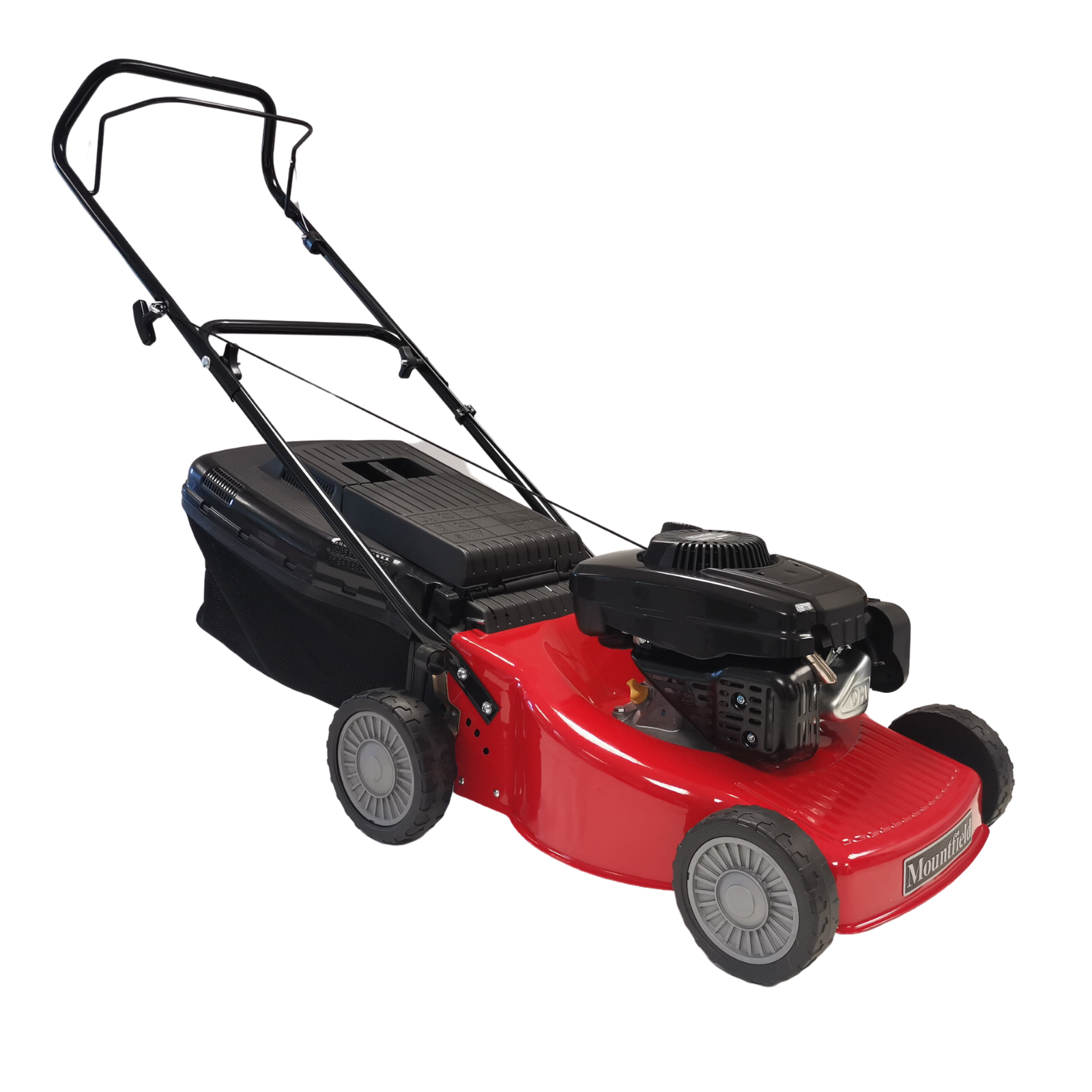 Mountfield HP45 Red Edition Petrol Rotary Hand-Propelled Lawnmower (Special Offer)