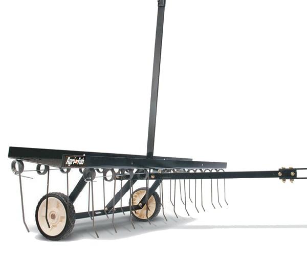 Dethatchers for Ride-On Mowers / Garden Tractors