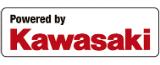 Kawasaki-powered