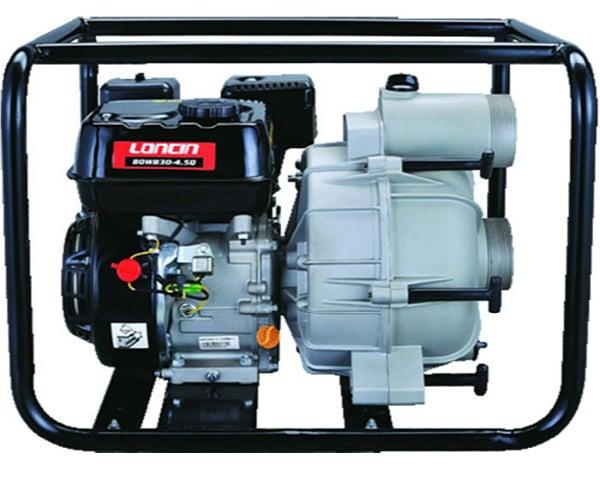Loncin Petrol Water Pumps