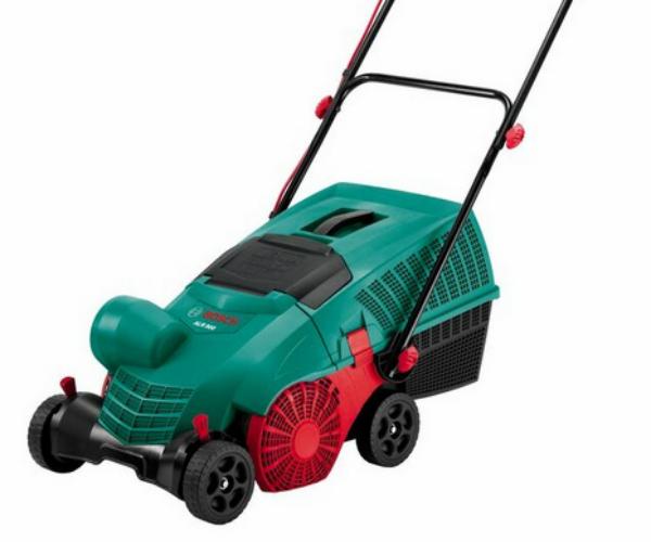 Bosch Lawn Raker & Verticutter
