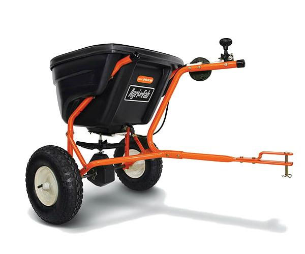 Spreaders for Ride-On Mowers / Garden Tractors