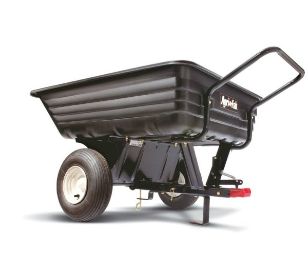 Trailers for Ride-On Mowers / Garden Tractors
