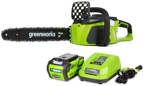 Cordless Battery Chainsaws