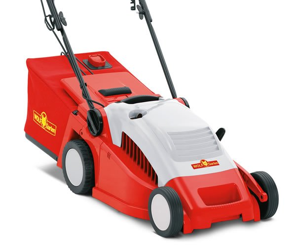 Electric Four-Wheel Rotary Lawn Mowers