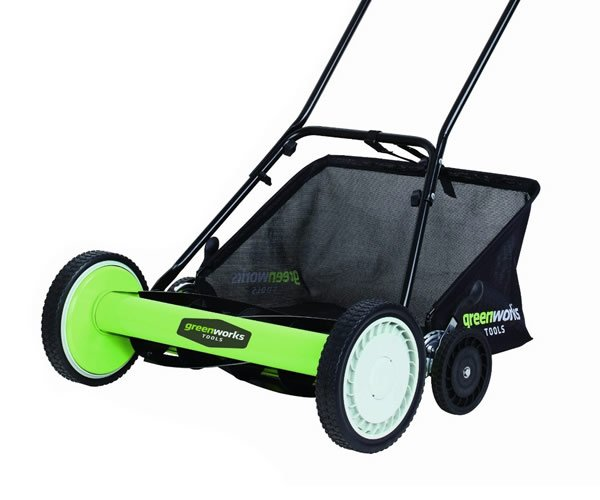 Hand Propelled Lawn Mowers