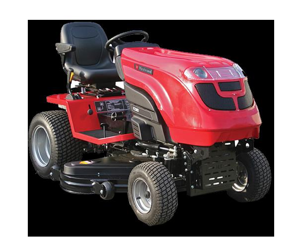Heavy-Duty Garden Tractors