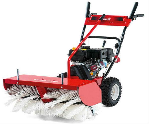MTD Powered Sweeper