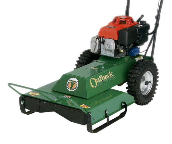 Petrol Field & Brush Lawnmowers