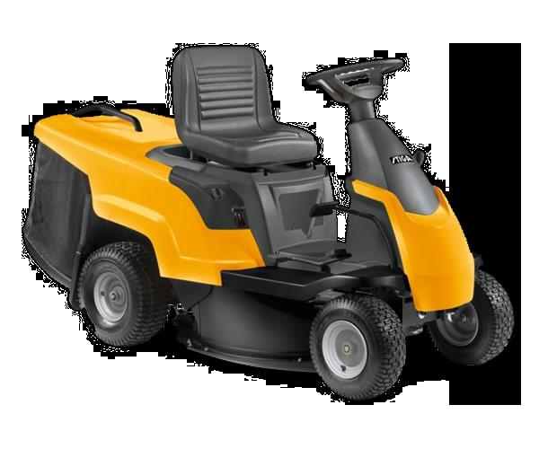 Ride-On Mowers (Rear-Engine)