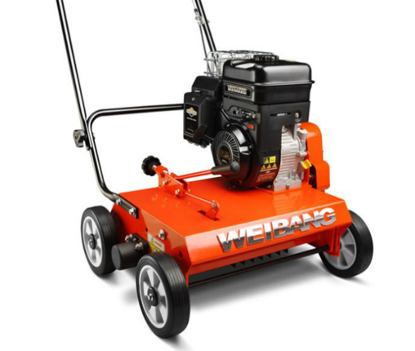 Aerators and Scarifiers