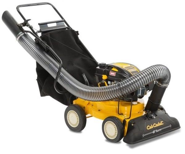 Top Wheeled Garden Vacuums