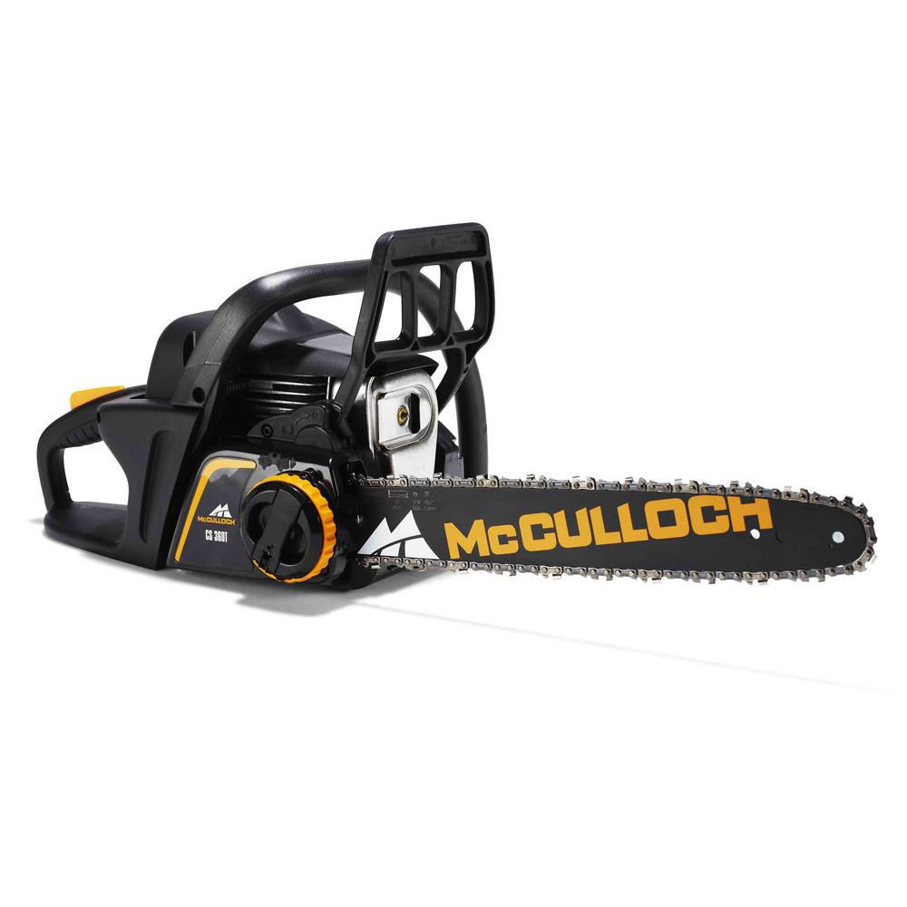 McCulloch CS360T Petrol Chainsaw