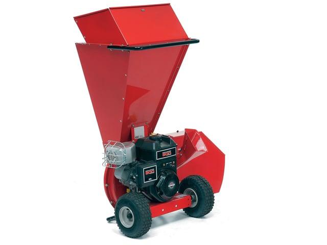 MTD 450 Petrol Chipper-Shredder