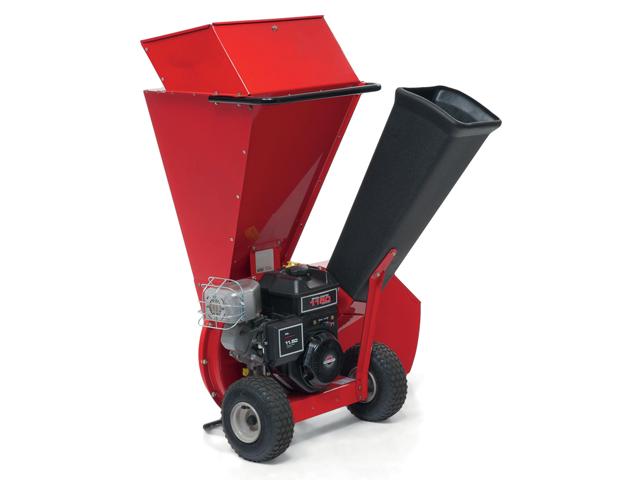 MTD 475 Petrol Chipper-Shredder