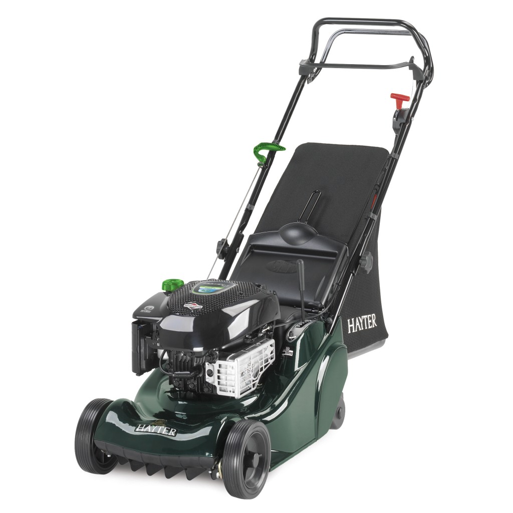 Hayter Harrier 41 Autodrive Lawnmower with Variable Speed (Code: 413)