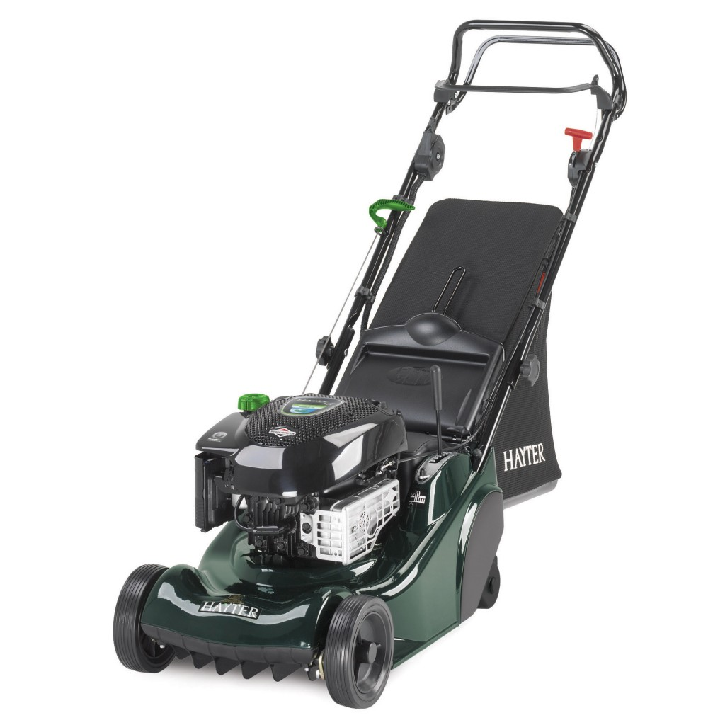 Hayter Harrier 41 Autodrive Lawnmower with Variable Speed & Electric Start (Code: 412)