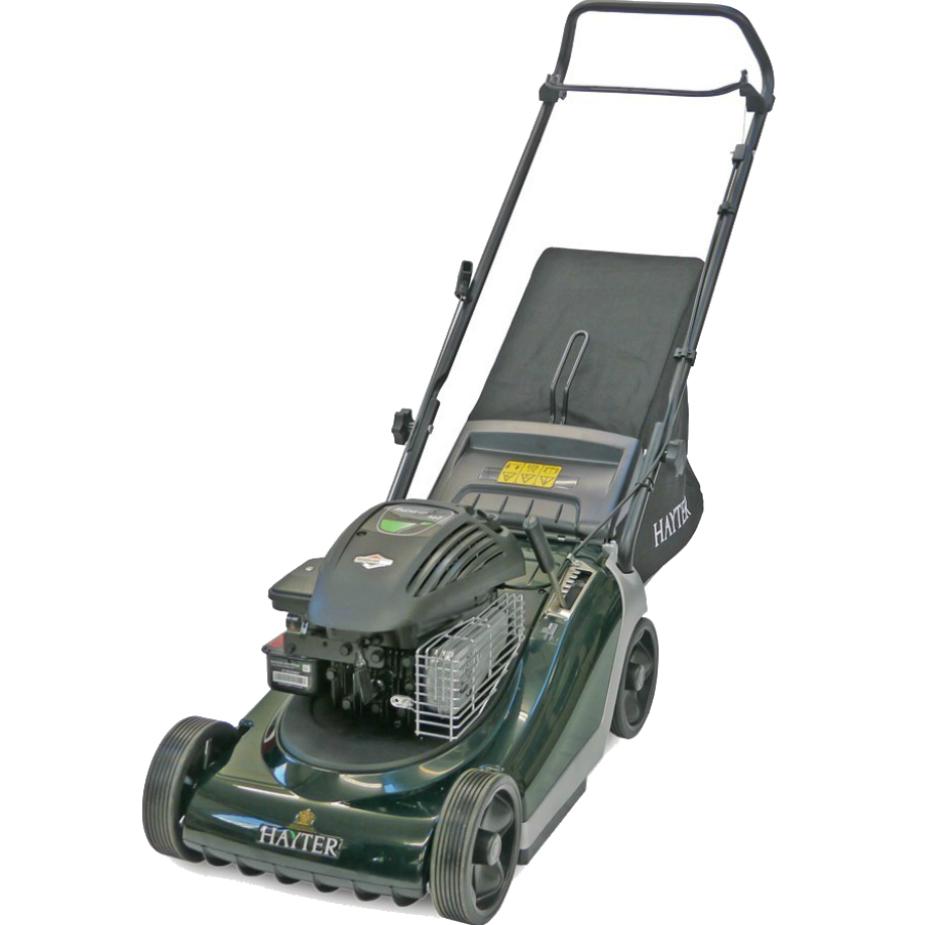 Hayter Spirit 41 Petrol Push Wheeled Lawn Mower (Code 616)