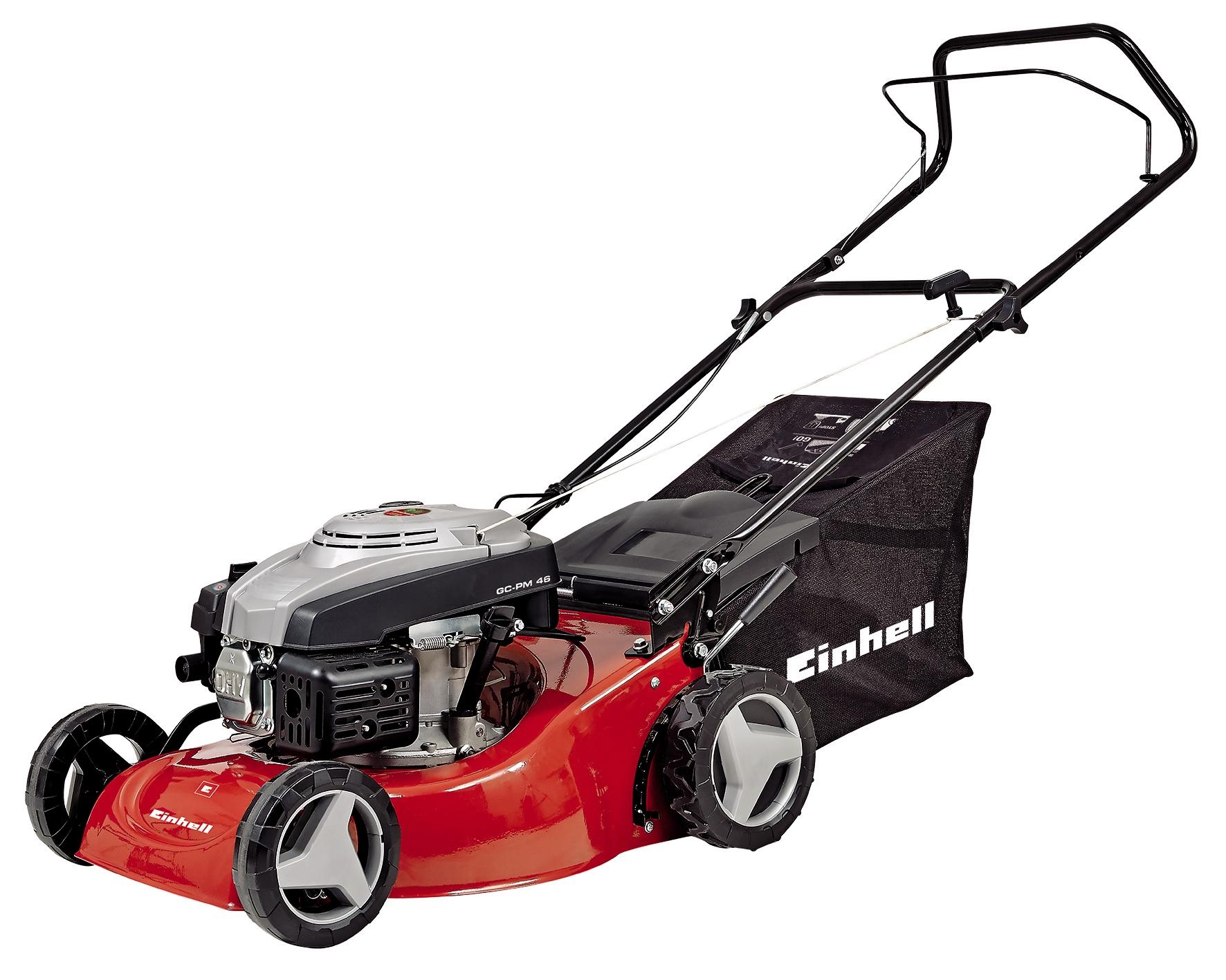 Einhell GC-PM 46-M Hand-Propelled Petrol Lawn Mower