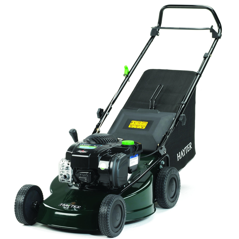 Hayter Motif 41 Push 4-Wheel Lawn Mower (Code: 437)