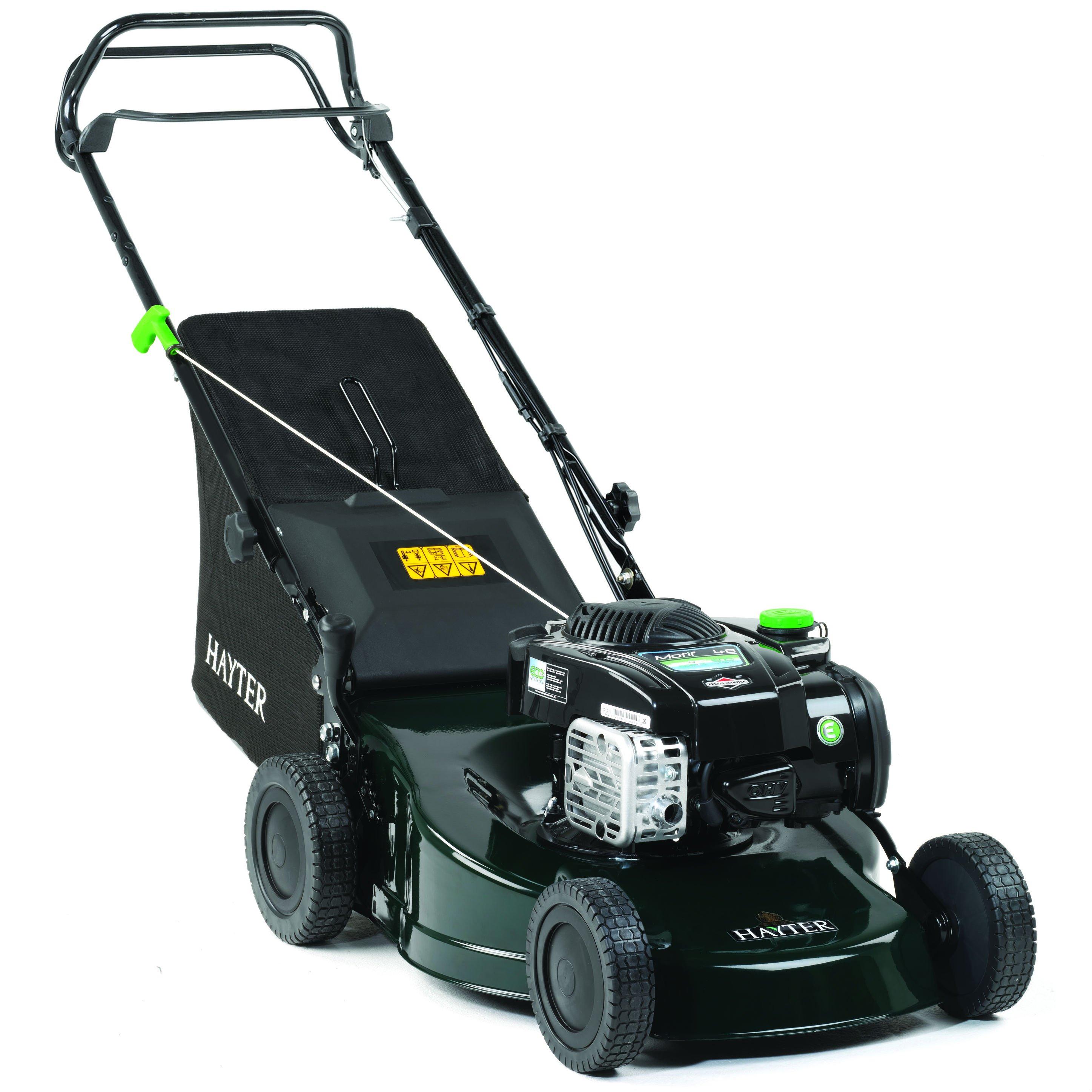 Hayter Motif 48 Autodrive Lawn Mower (Code 439)