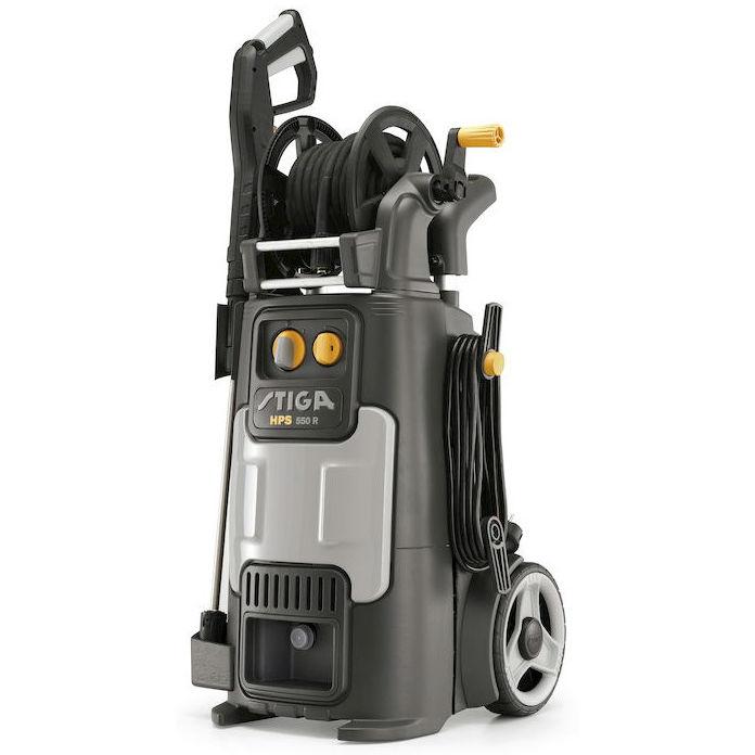 Stiga HPS550R Electric Pressure-Washer