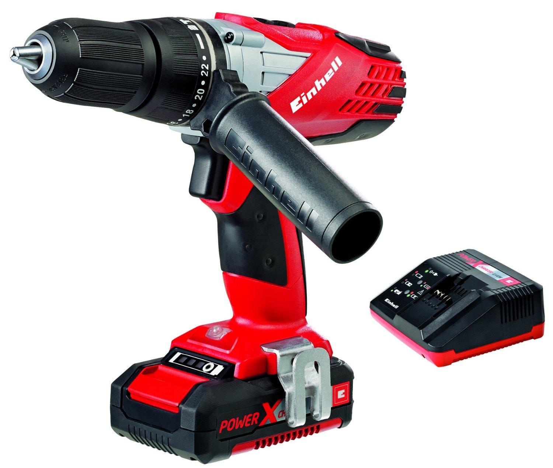 Einhell TECD 182 LII Power XChange Cordless Hammer Drill