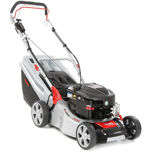 AlKo 430BRE Premium 3in1 Petrol SelfPropelled Lawn Mower