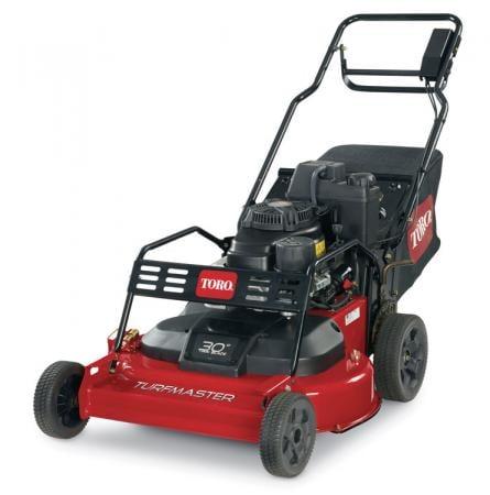 Toro 22205TE TurfMaster Twin-Cut Lawn Mower
