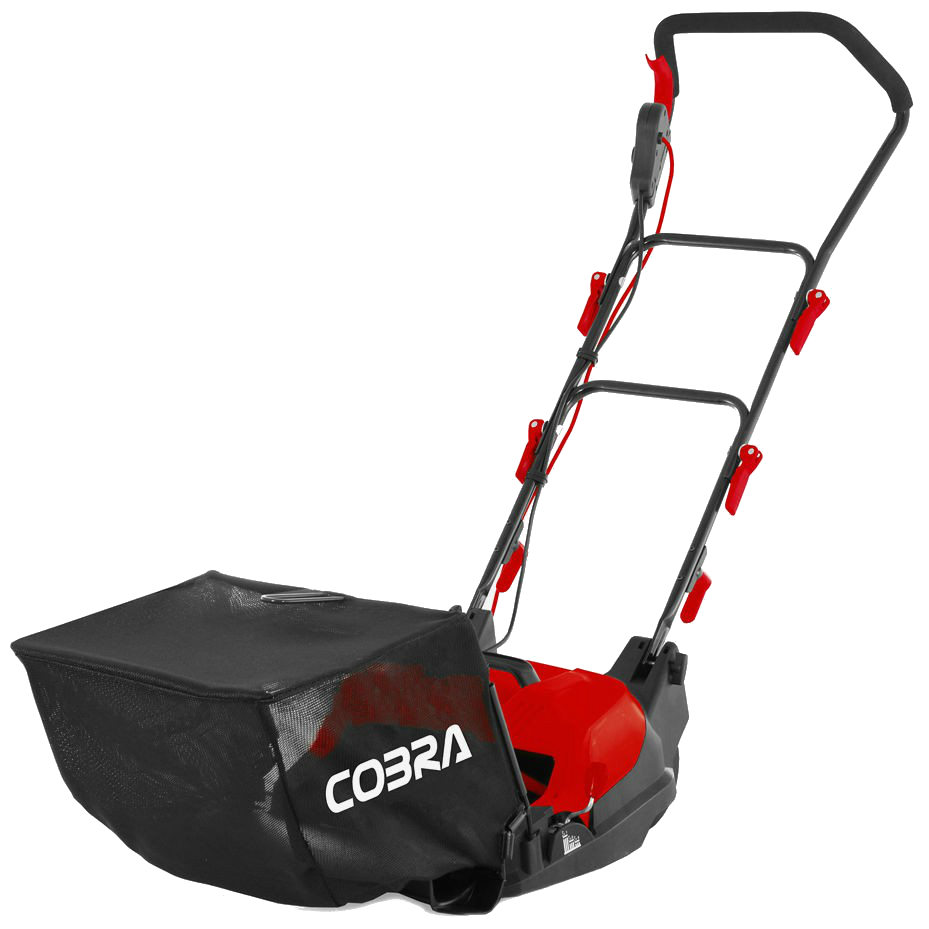 Cobra CM32E Hand-Propelled Electric Cylinder-Lawnmower