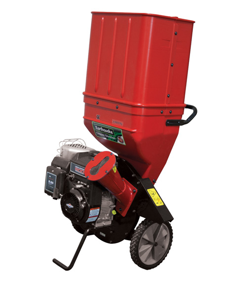 Earthquake CS6B Petrol Chipper-Shredder