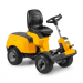 Stiga Park 640 PWX 4WD Front-Cut Ride-On Lawnmower (Excluding Deck)