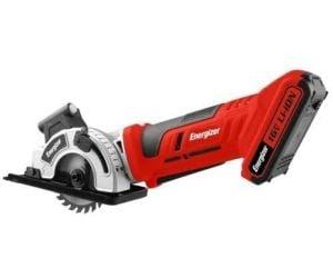 Energizer® 18v Cordless Mini-Saw - EZSP18VL2AUK