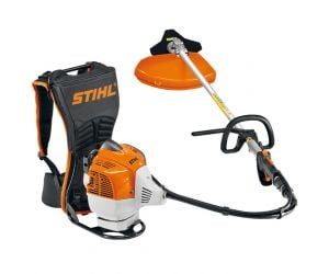 STIHL FR460 TC-FEM Backpack Brushcutter with Self-Tuning Engine & Electro-Start