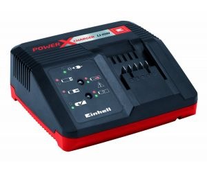 Einhell Power X-Change Charger for 1.5Ah, 3Ah and 5.2Ah Batteries (4512011)