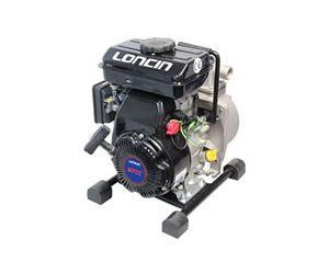 "Loncin LC25ZB21-1.2Q 1"" Petrol Powered Water Pump"