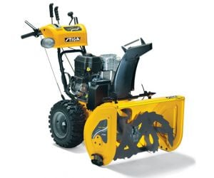 Stiga Pro 1171 HST Commercial Dual-stage Snow Blower