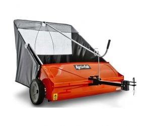 Agri-Fab 45-0492 Smart-Sweep 122cm Towed Lawn & Leaf Sweeper