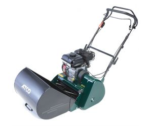 Atco Clipper 16 Petrol Cylinder-Lawnmower