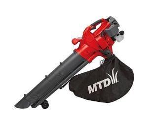 MTD BV3000G Petrol Mulcher Blower-Vac with Quick-Shift Lever