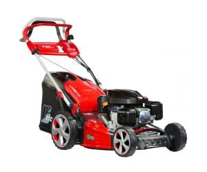 Efco LR53-VK AllRoad Plus-4 4-in-1 Self-Propelled Petrol Lawnmower with Variable-Speed Drive