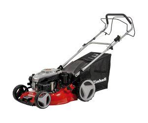 Einhell GC-PM 46/2 SHW-E Hi-Wheel Self-Propelled Petrol Lawn Mower with Electric Key Start