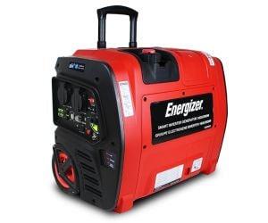 Energizer® EZG2001I-UK Petrol Inverter Generator - Key Start and Bluetooth Transmission