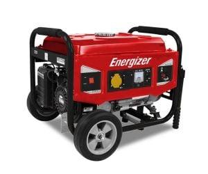 Energizer EZG4500UK Open-Frame Petrol Generator