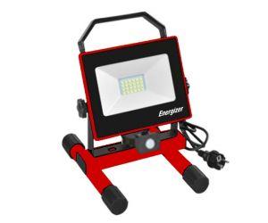 Energizer LED Corded Outdoor / Indoor Work Lamp - EZLSPF20SUK - 1600 Lumen /  180 - 300v (20W)