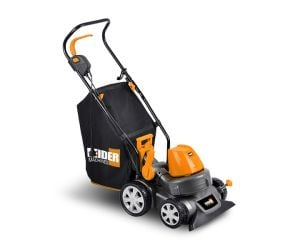 Feider FASBE1600-UK Electric Push Wheeled Garden Vacuum Leaf Collector