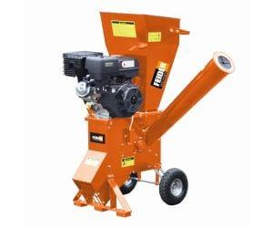 Feider FBT400 Heavy-Duty Petrol Chipper-Shredder (Garden Chippers & Shredders - Petrol)