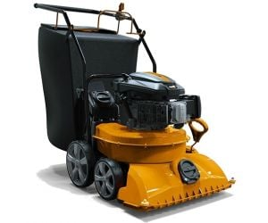 Feider FAST175T Self-Propelled Wheeled Garden Vacuum