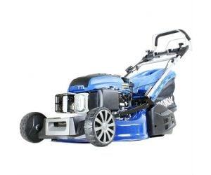 Hyundai HYM530SPER Self-Propelled Petrol Roller Lawnmower with Electric Start
