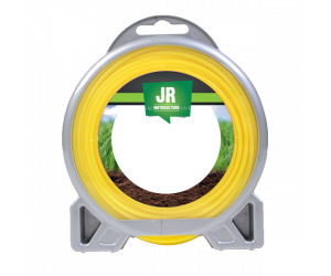 Premium Round Nylon Trimmer-Line - Replacement Strimmer Line -  2.4mm x 12m -JR FNY019